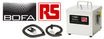 RS fume extraction units
